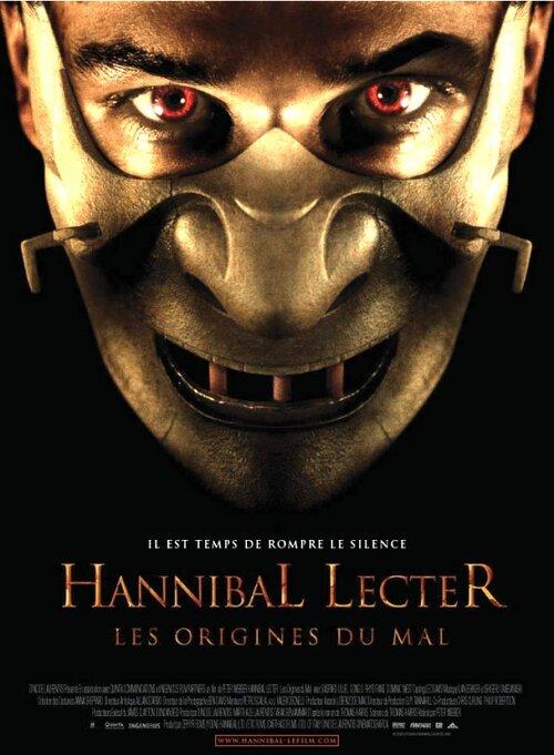 Hannibal Lecter 4 : les origines du mal
