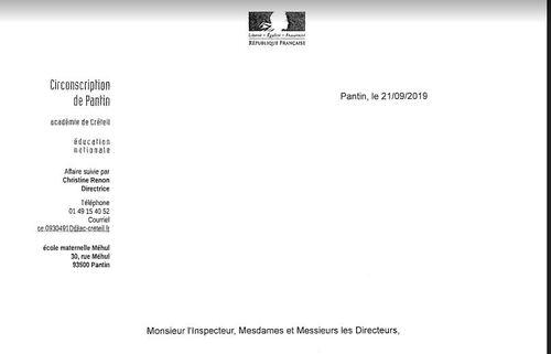 SUICIDE D'UNE DIRECTRICE D'ECOLE : INDIFFERENCE, MEPRIS, HYPOCRISIE ?