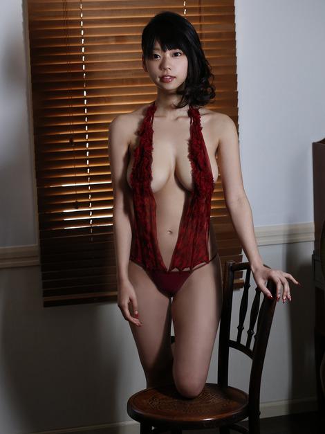 WEB Gravure : ( [Sabra-Net] - | 2014.04 STRICTLY GIRL | Hikaru Aoyama/青山ひかる : 爆チチ少女 H )