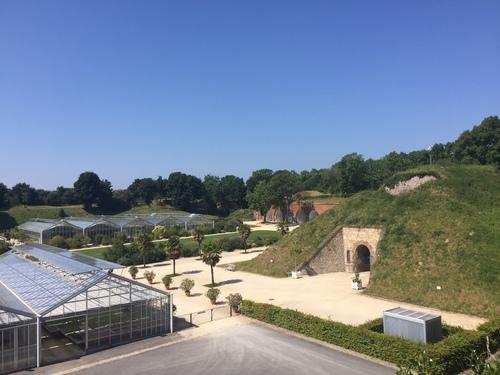 Les jardins suspendus