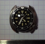 "Seiko 4205 ""midsize"" : rhabillage"