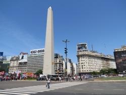 visite de la capitale argentine
