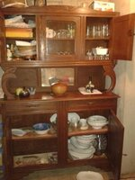 Rénovation d'un ancien buffet