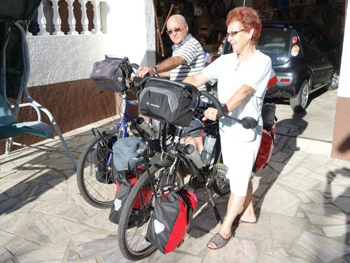 Arrivée à Benquerença puis visite de Sortelha et Monsanto