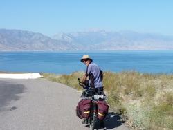 Kirghistan, lac Toktogul