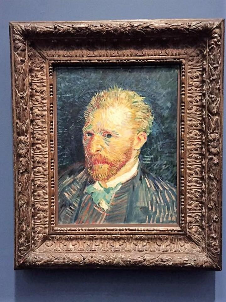 Au musée d'Orsay.