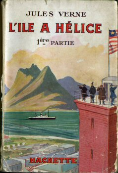 L'Ile à hélice  -  Jules Verne