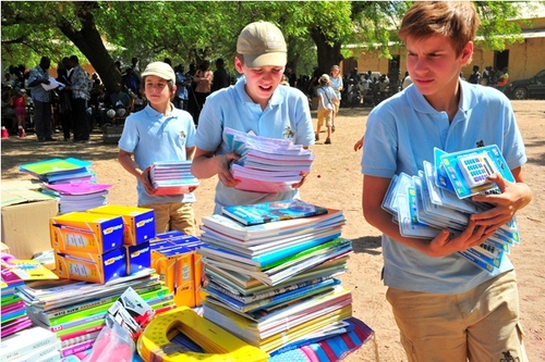 Concours les écoles du désert