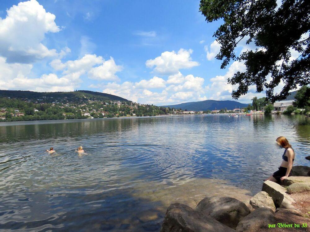 Le Lac de Gérarmer