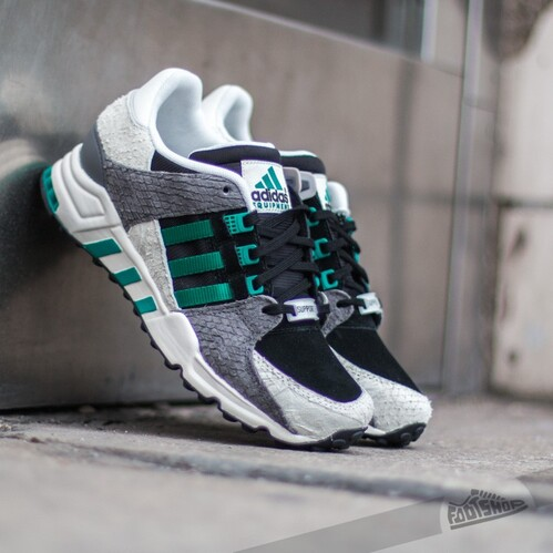 adidas Equipment Support 93 W Core Black/ Equipment Green/ Off White