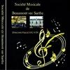 Pochette du CD de l'Harmonie de Beaumont