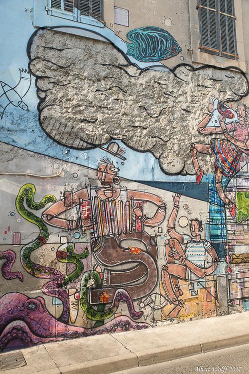 Occitanie 2017 : La peinture prend l'air - part 4