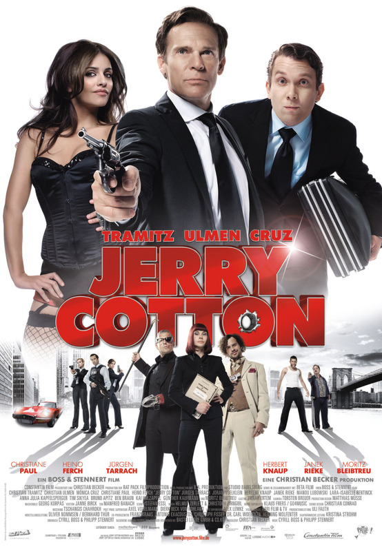 Jerry Cotton (2011) [DVDRIP FR]