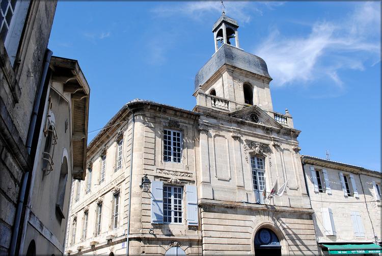 Vues de la Dordogne (visite de Bourg sur Gironde)