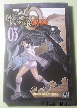 Monster Hunter Orage - tome 3