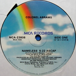 Colonel Abrams - Nameless