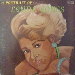 Linda Jones - A Portrait Of Linda Jones - Complete LP