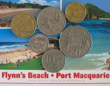 Monnaies Australiennes