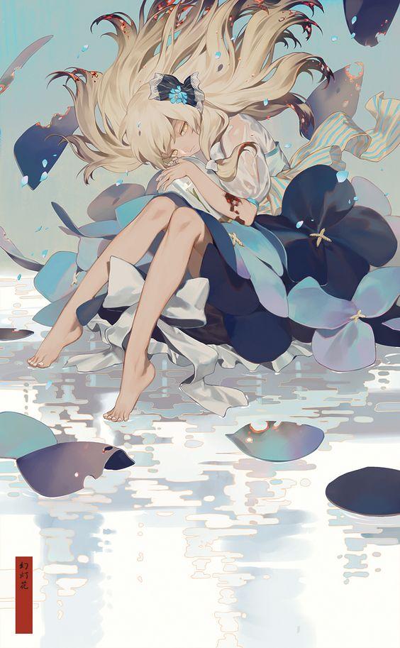 Girl Illustration: