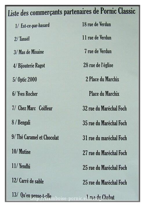 PORNIC CLASSIC  les 29-30 juin et 1 er juillet 2012
