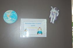 """Aperçu de la classe """"mission astronautes"""""""
