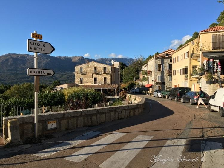 Corse : Zonza