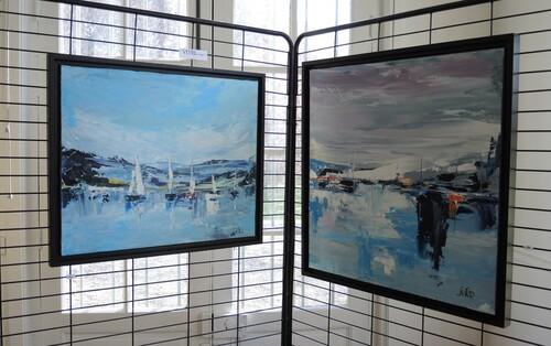 """Le CLAP de Liévin """" Visions d'artistes"""" du 5 au 7 mai 2016"""