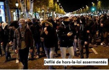 Ami, entends-tu le bruit des bottes sur les Champs-Elysées ? (LGS.info 20/10/2016)