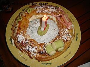 gâteau d'anniversaire Lyam 01
