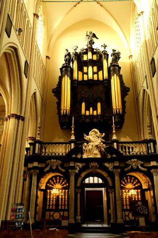 Bruges fin novembre