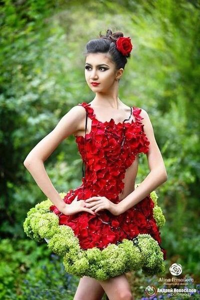 S'habiller de fleurs