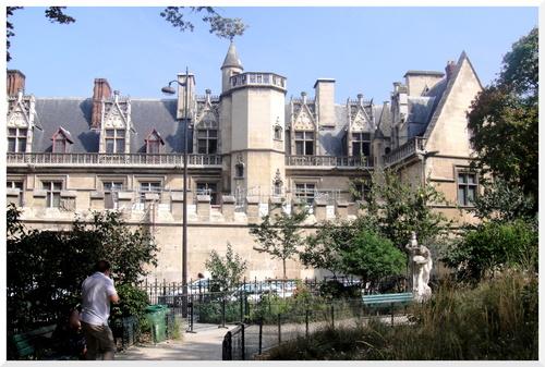 Paris. Musée du Moyen-âge.
