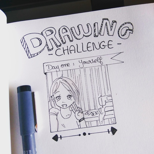 Drawing challenge