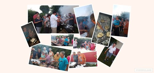 barbecue de fin d'année juin 2019