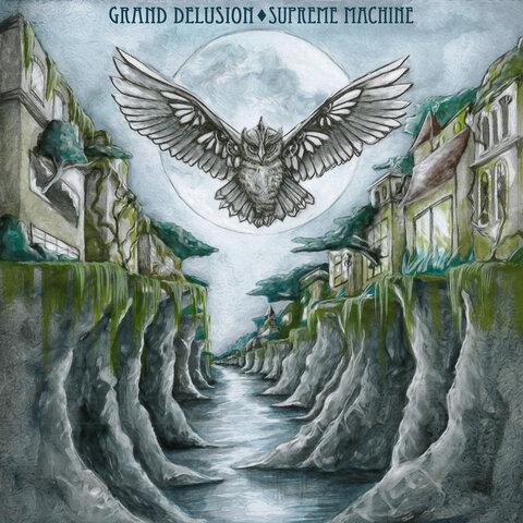 GRAND DELUSION - Les détails du nouvel album
