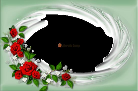 Cadres fleuries 4