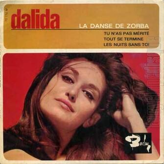 Dalida, 1965