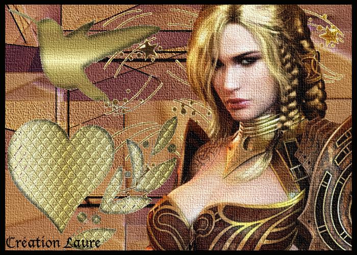femmes en or