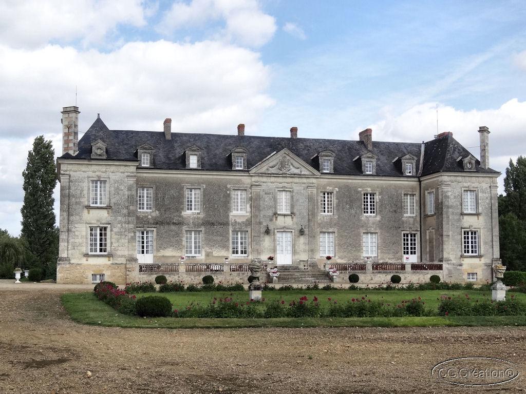 1) journée patrimoine: le château de Vaux