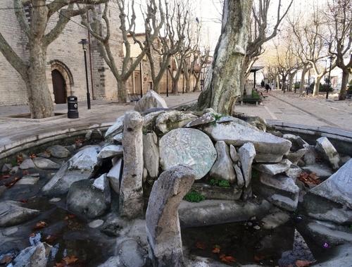 Frontignan dans l'Hérault (photos)