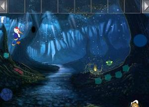 Jouer à Fireflies forest escape