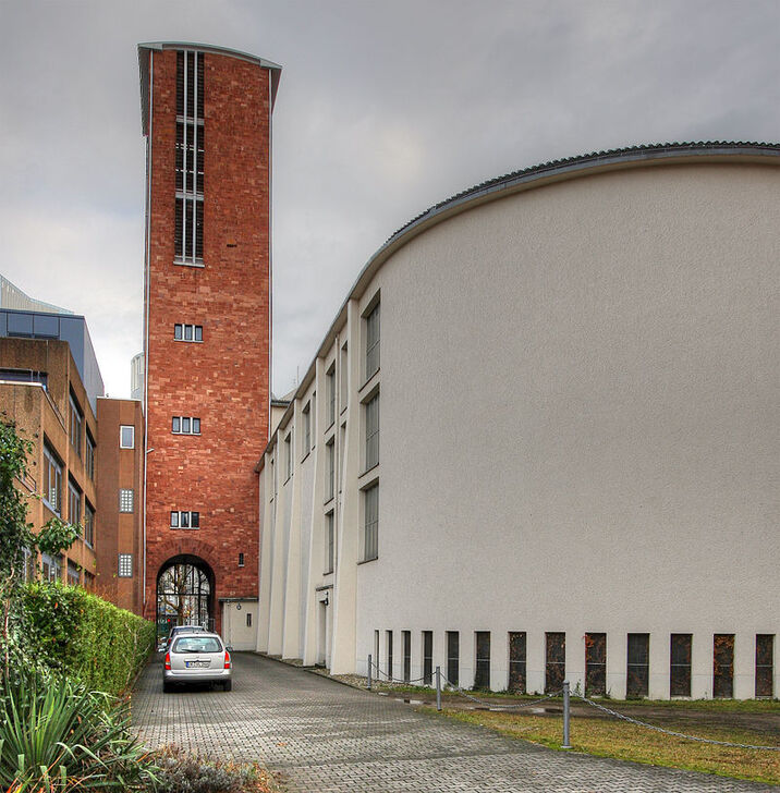 Offenbach St. Paul Dominikus Böhm 2009.jpg