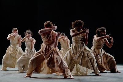 dance ballet akram khan compagny dancers