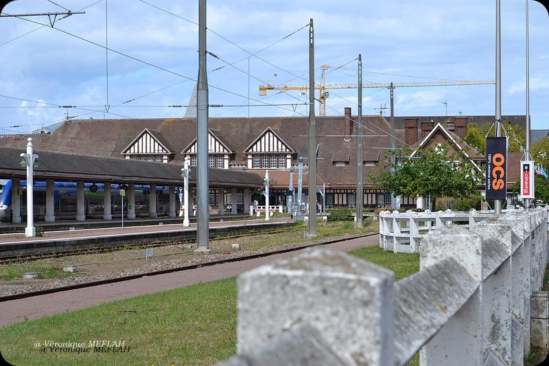 Gare de Trouville-sur-Mer-Deauville (Calvados)