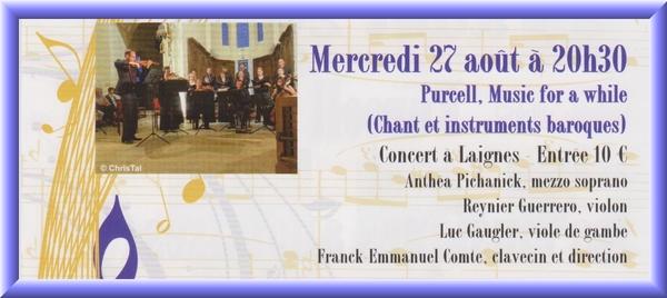 Ne manquez pas la 19ème Semaine de Saint Vorles et du Châtillonnais ....