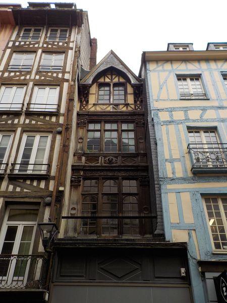 Balade à Rouen.
