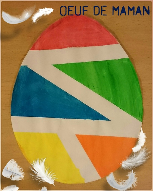 DIY oeufs de Pâques
