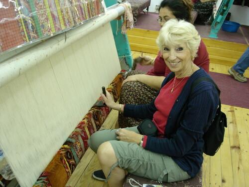 Jacqueline en Turquie suite