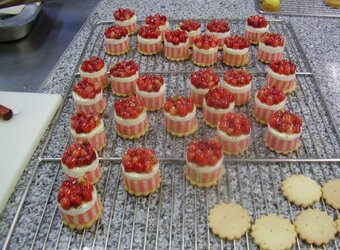 TP de boulangerie et de pâtisserie des MCET
