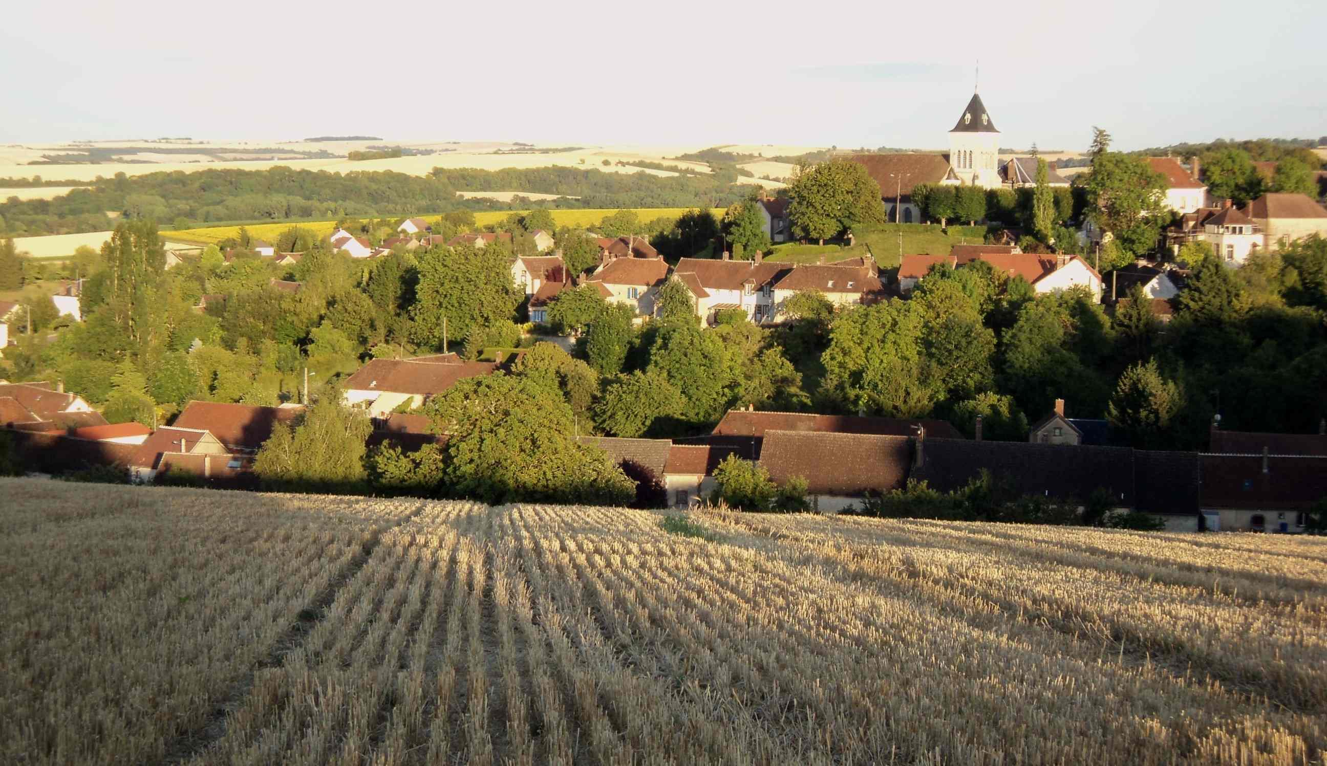 Saint-Aubin Châteauneuf